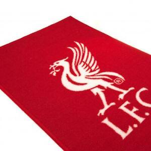 Liverpool FC Official Rug 80cm x 50cm LFC Mat Bedroom Football Birthday Gift