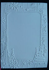 Crafts-Too/CTFD4027/C6/Embossing /Folder/Snow Tree Frame