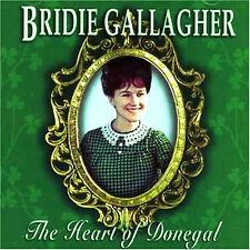 Bridie Gallagher ~ The Heart Of Donegal NEW CD 16 IRISH SONGS MUSIC OF IRELAND