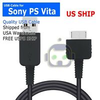 USB Data Sync Charger Cable cord Adapter for SONY PS Vita PSVita PSV PlayStation