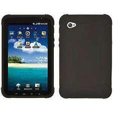 AMZER Grey Silicone Skin Jelly Case For Samsung GALAXY Tab GT-P1000