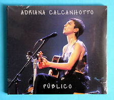 Adriana Calcanhotto , Publico  ( CD_Paper Sleeve )