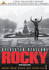 Rocky (DVD, 2007) Sylvester Stallone, Talia Shire, 2 disc collector's editionNEW