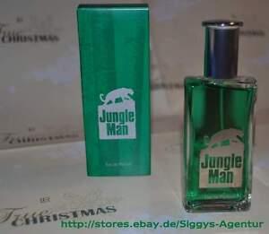 Jungle Man Eau de Parfum LR Freiheit und Abenteuer 50 ml unwiderstehlich