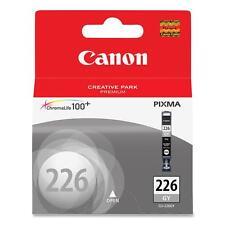 Canon Inkjet Cartridge Dye-Based 515 Page Yield Gray CLI226GY