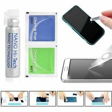 Nano-Liquid 3D Invisible Touch Screen Protector Phone LCD Coating Technology HOT