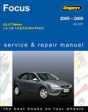 Ford Focus 2005-2009 Gregory's Workshop Service Repair Manual