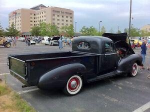 RARE!  1940-1947 Hudson Pickup Truck Rear Fenders Set, 1941, 1942, 1946