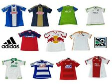 Mls Adidas Men Team Jerseys Sounders Red Bulls Union Timbers Fire New with Tags