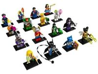 LEGO® 71026 DC Super Heroes - ALL 16 MINIFIGURES - COMPLETE SET - IN HAND - TOP