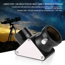1.25 inch 90 Degree Dielectric Mirror Diagonal for Astronomical Telescope