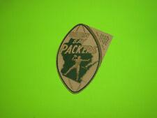 Vintage Green Bay Packers 1960's Bumper Sticker