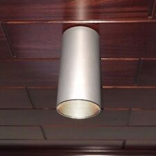 70er Jahre ERCO Design Deckenlampe Zylinder Loft Laden Bar Lampe Spot PAR 38