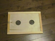 HONEYBEE TOP FEEDER COVER FOR 10 FRAME HIVE