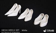 Triad Toys High Heels Set White