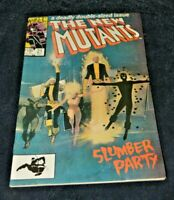 The New Mutants #21 1st  Illyana as Magik!! New Mutants Movie BAGGED BOARDED