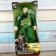 Hunson Elite Ops Courage Strenght Honor Army Force Battle Commander USA Seller