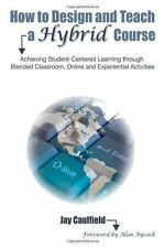 How to Design and Teach a Hybrid Course: Achieving Student-Centered Learning th
