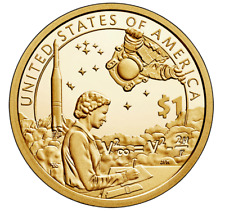 2019-S Sacagawea Native American Dollar GEM DCAM Proof / Same Day Shipping!!