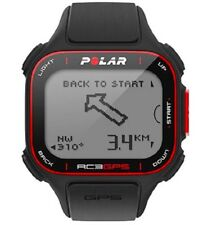 POLAR RC3 GBP Running Cycling HEART RATE MONITOR WATCH +CHEST STRAP NEW