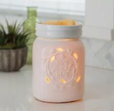 Mason Jar Candle Warmers  Fragrance Warmer Wax Melt Tart Burners Illumination