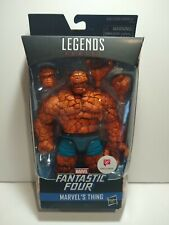 "Marvel Legends 7"" Walgreens Exclusive Fantastic Four Thing Figure Hasbro"