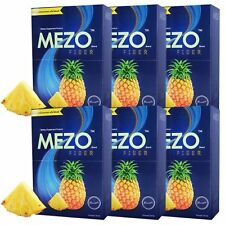 6X MEZO FIBER DETOX NATURAL BODY FAT SHAPE BRIGHT SUPPLEMENT 30 SACHET