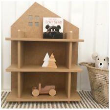 KIDS BOOKCASE DOLL HOUSE SHELF - QUALITY AUSTRALIAN MADE