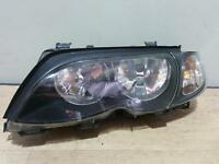 2003 BMW 3 SERIES Passenger Left Halogen Headlamp E46(Facelift) 01-06 0301177601