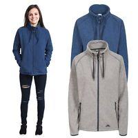 Trespass Womens Fleece Jacket with Full Zip Female Walking Casual Hiking Mirsha