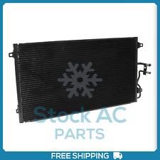 AC Condenser for Chrysler Sebring / Dodge Stratus / Plymouth Breeze 1995-2000 QR