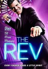 The Rev (DVD, 2014) New FREE SHPPING