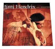 "JIMI HENDRIX - LIVE AT WOODSTOCK - TRIPLE 12"" VINYL LP / 180 GRAM - SEALED, MINT"