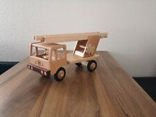 Feuerwehrauto Holz Spielzeugauto wie neu