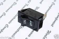 1pcs - EAGLE 15A 120V / 10A 240V Rocker Switch 3/4 HP 120-240VAC - USA