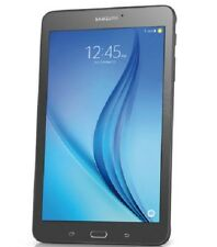 "Samsung Galaxy Tab E 8"" 16GB Wi-Fi and 4G (AT&T) - Black"