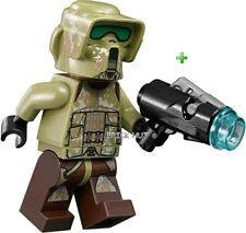 LEGO STAR WARS 41ST ELITE CORPS KASHYYYK V1 SCOUT TROOPER - 75042 - 2014  NEW