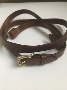 Dooney and Bourke Vintage Leather Replacement Strap