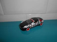 27.08.17.1 Peugeot concept car SR1 noir blanc voiture miniature Norev 3 inch 7cm
