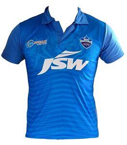 IPL Delhi Capitals 2020 Jersey / Shirt, India DC, Cricket, T20, Delhi Daredevils