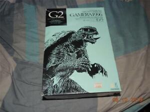 KAIYODO GAMERA 2 1996  ORIGINAL  SOFT VINYL MONSTER KIT 25cm