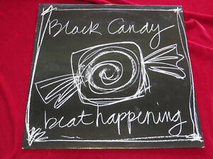 BEAT HAPPENING Black candy    Rough Trade Orig. Vinyl/Cover: very good
