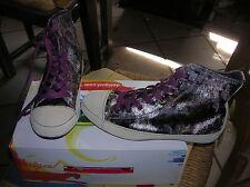 SOLDES chaussures baskets 36 femme fille DESIGUAL NEUVES emp CUIR val 84 eu  1