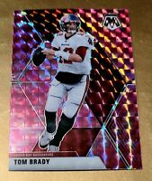 2020 Mosaic Tom Brady PINK💖MOSAIC Prizm! MINT CONDITION Tampa Bay Buccaneers 2