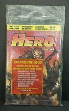 Hero Illustrated No 2 August 1993 FACTORY SEALED