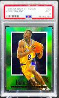 Kobe Bryant 1996 Skybox E-X2000 PSA 9 Rookie RC #30 Los Angeles Lakers 📈🔥