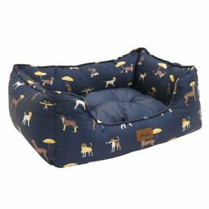Joules Let Sleeping Dogs Lie Percher Box Bed Small