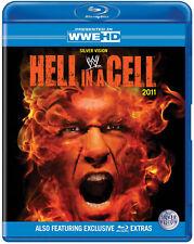 WWE Hell In A Cell 2011 BLU-RAY REGION CODE B