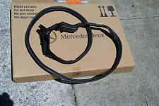 mercedes owners trunk seal w 172 slk 1727500098 1727500800 new original