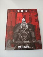 The Art of HATE CMON Hate Board Game Kickstarter Exclusive